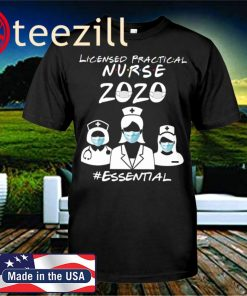 LPN Nurse 2020 Essential Shirt