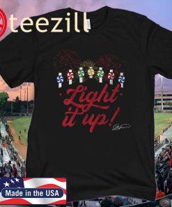 Light It Up Chicago Ed Farmer Shirt