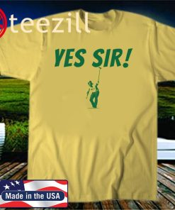 YES SIR 1986 SHIRT LIMITED EDITION