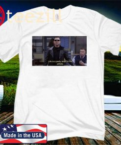 Brooklyn Nine-Nine Life Is A Party And I'm The Pinata 2020 Shirt
