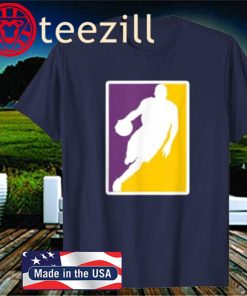 Kobe NBA logo Tribute Official T-Shirt