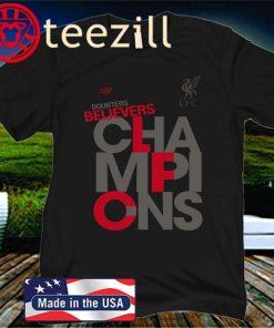 LFC NB Junior Champions 19-20 Maillot Noir Shirt