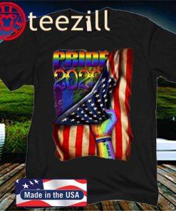 LGBT American Pride 2020 Shirt