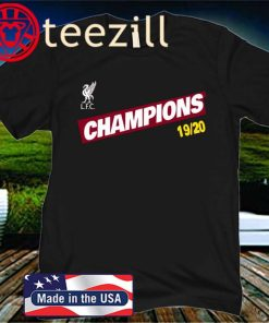 Liverpool You'll Never Walk Alone T-Shirt