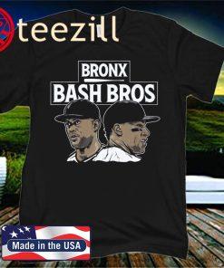 Judge & Stanton Bronx Bash Bros Official T-Shirt