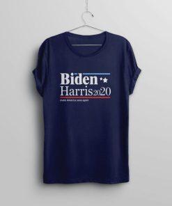 Biden Harris 2020 Shirt for Women Kids or Men Biden T Shirt, Election Tshirt, Vote Joe Biden Kamala Harris T-Shirt, Anti Trump Graphic Tee
