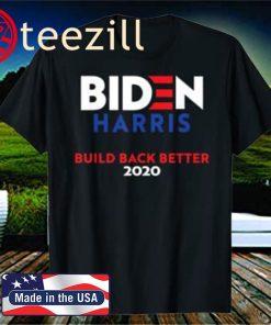 Joe Biden & Kamala Harris 2020 Biden President 2020 Election Classic T-Shirt