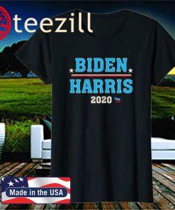 Joe Biden Kamala Harris 2020 Vote T-Shirt
