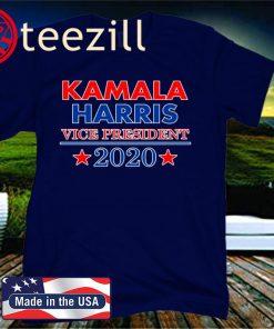 Kamala Harris Vice President 2020 Joe Biden Election Shirt