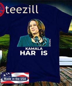 Kamala Harris Vice President 2020 Women's T-Shirt