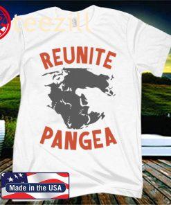 Reunite Pangea, Pangaea, Geography Dinosaur Premium T-Shirts