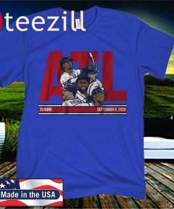 ATL 29 Shirt, Atlanta Baseball - MLBPA Licensed