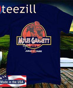 Jurassic Myles Garrett 2020 T-shirt