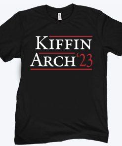 KIFFIN ARCH 2023 TEE SHIRT