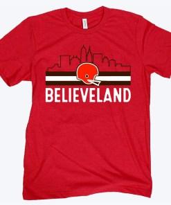 BELIEVELAND TEE SHIRT