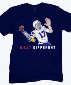 BILLT DIFFERENT #17 SHIRT