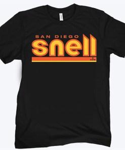 Blake Snell Shirt, Hoodie, San Diego - MLBPA Official