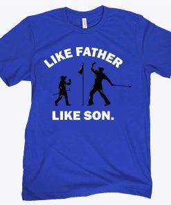 Like Father Like Son Golf 2020 Shirt