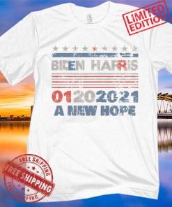 Biden Harris Inauguration-January 2021 A New Hope-01202021 Tee Shirt