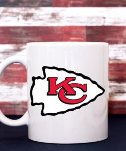 Kansas City KC Chiefs Coffee Mug Cup Design