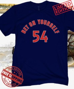 Bet On Yourself 54 Shirt - Toronto Basketball