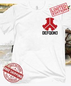 Logo Defqon1 Shirt