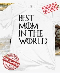 Best Mom Ever TShirt, Best Mother In The World, 2021 Mom Gift TShirt