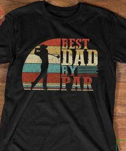 Funny Golf Dad Shirt, Best Dad Vintage Shirt, Humor Father's Day Shirt Gift, Father Gift Idea for Cool Golfer, Dad Shirt