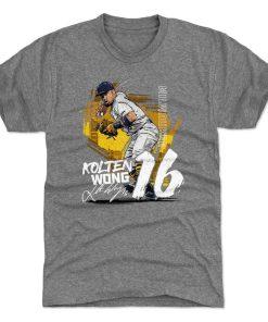 Kolten Wong State T-Shirt