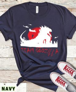 Godzilla Vs Kong Shirt, Team Godzilla Tee Shirt, Team Kong TShirt, Kong Vs Godzilla Poster Tee Shirt, Birthday Gifts for Men Women Kids