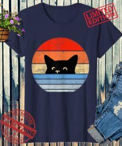 Retro Cat Shirt, Cat Shirt, Vintage Cat Shirt, Cat Lover T-Shirt