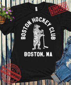 BOSTON HOCKEY CLUB SHIRTS
