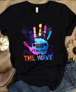 It's all about The Wave Shirt, Lgbt Pride 2021, Love is love Gay Pride Gift Shirt, LGBT Equality Bisexual Unisex T Shirt