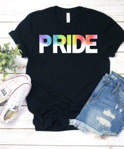LGBT Pride 2021 Short Sleeve Unisex T-Shirt