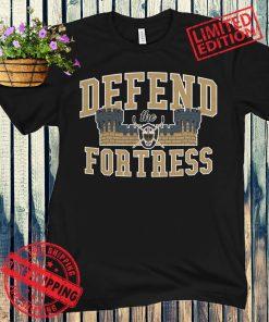Defend The Fortress T-Shirts Las Vegas Hockey