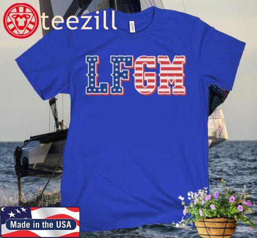 LFGM USA Shirt - Baseball New York Mets