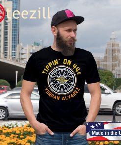 Tippin' On 44s Yordan Alvarez Classic T-Shirt