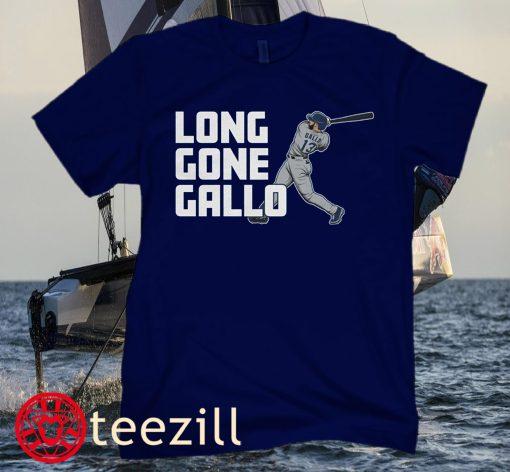Long Gone Gallo NY Joey Tee Shirts