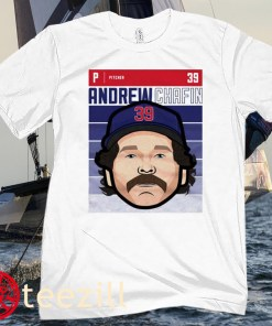 39 Pitcher Andrew Chafin T-shirt