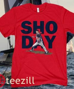 LA Shohei Ohtani Sho Day Shirt