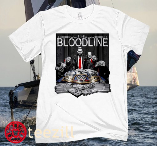 The Bloodline We The Ones Official T-Shirt