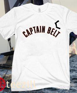 Brandon Belt- Captain Belt Baseball Shirt