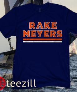 Jake Meyers Rake Meyers Houston Baseball Shirt