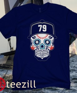 José Abreu- Sugar Skull - Chicago White Sox Shirt