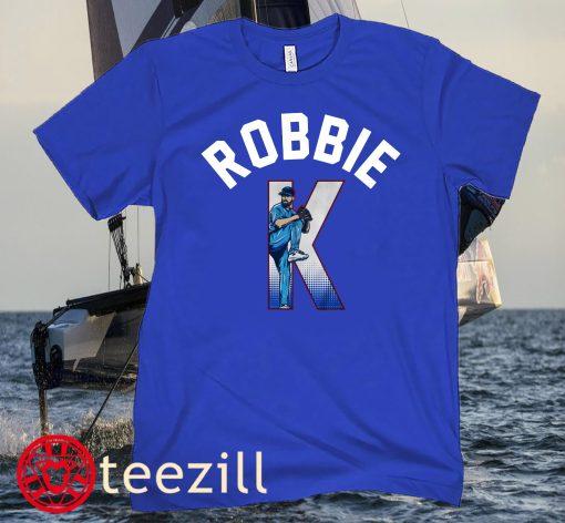 Toronto Robbie K Robbie Ray Baseball T-Shirt