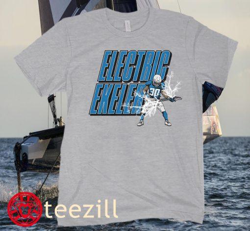 Austin Ekeler Electric Ekeler Football Hoodies T-Shirt