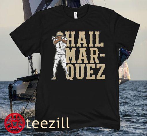 Marquez Callaway Hail Mar-Quez Football Classic T-Shirt