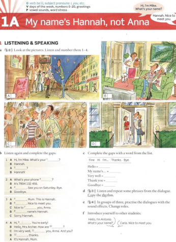New English File Elementary OUP: 2012