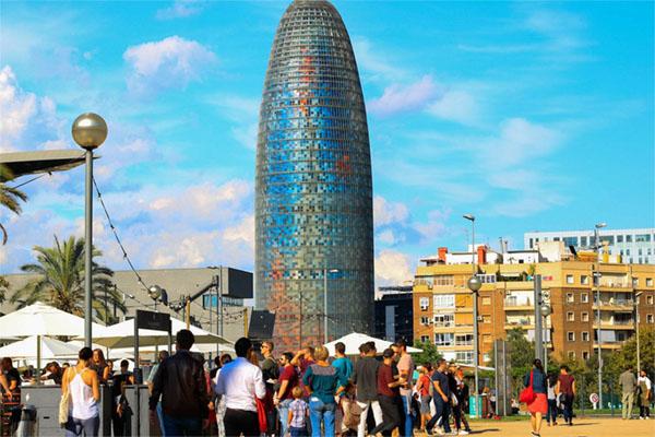 Barcelona seen by our graduate Poliana Ringheanu