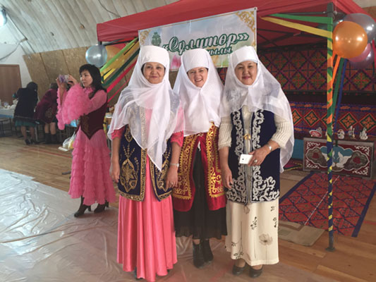 Some of the peculiarities and challenges of teaching in Kazakhstan